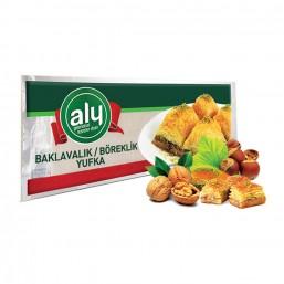 Aly Baklavalık Yufka 800 gr (44 Adet)