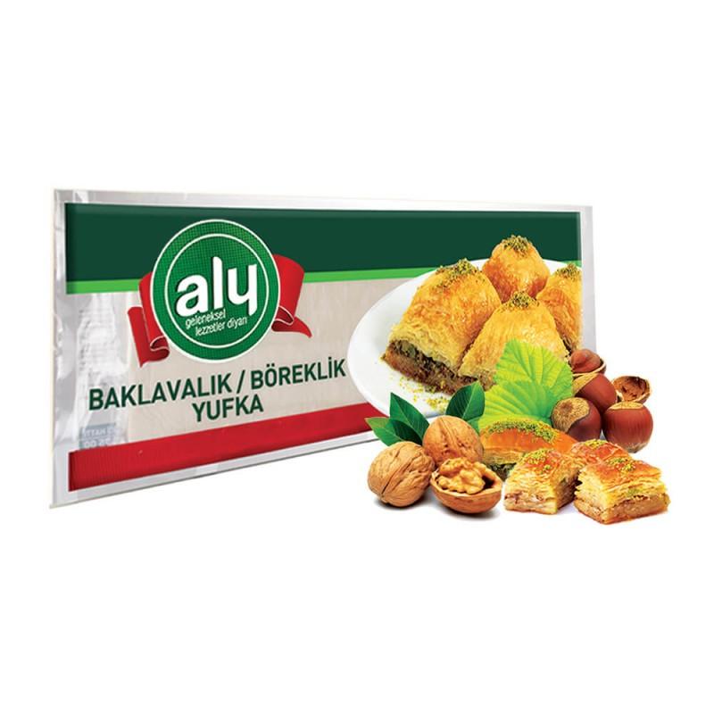 Aly Baklavalık Yufka 800 gr (44 Adet) ürünü