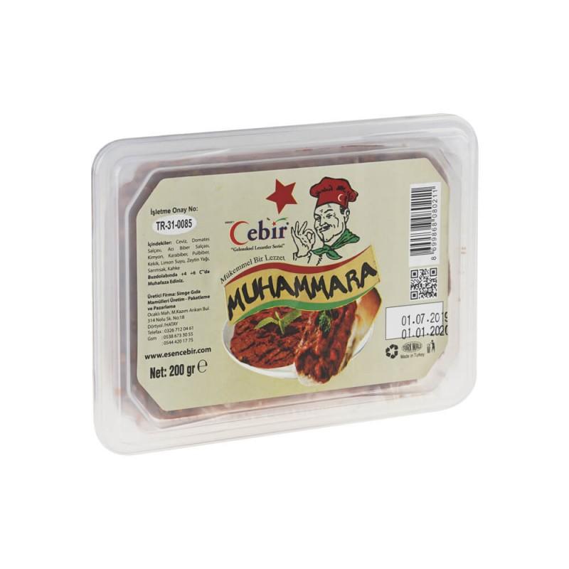 Cebir Muhammara 200 gr ürünü