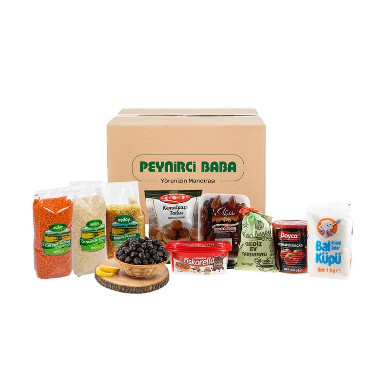 Peynirci Baba Ramazan Paketi ürünü