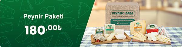 peynirci baba peynir paketi