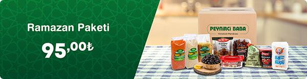 peynirci baba ramazan paketi