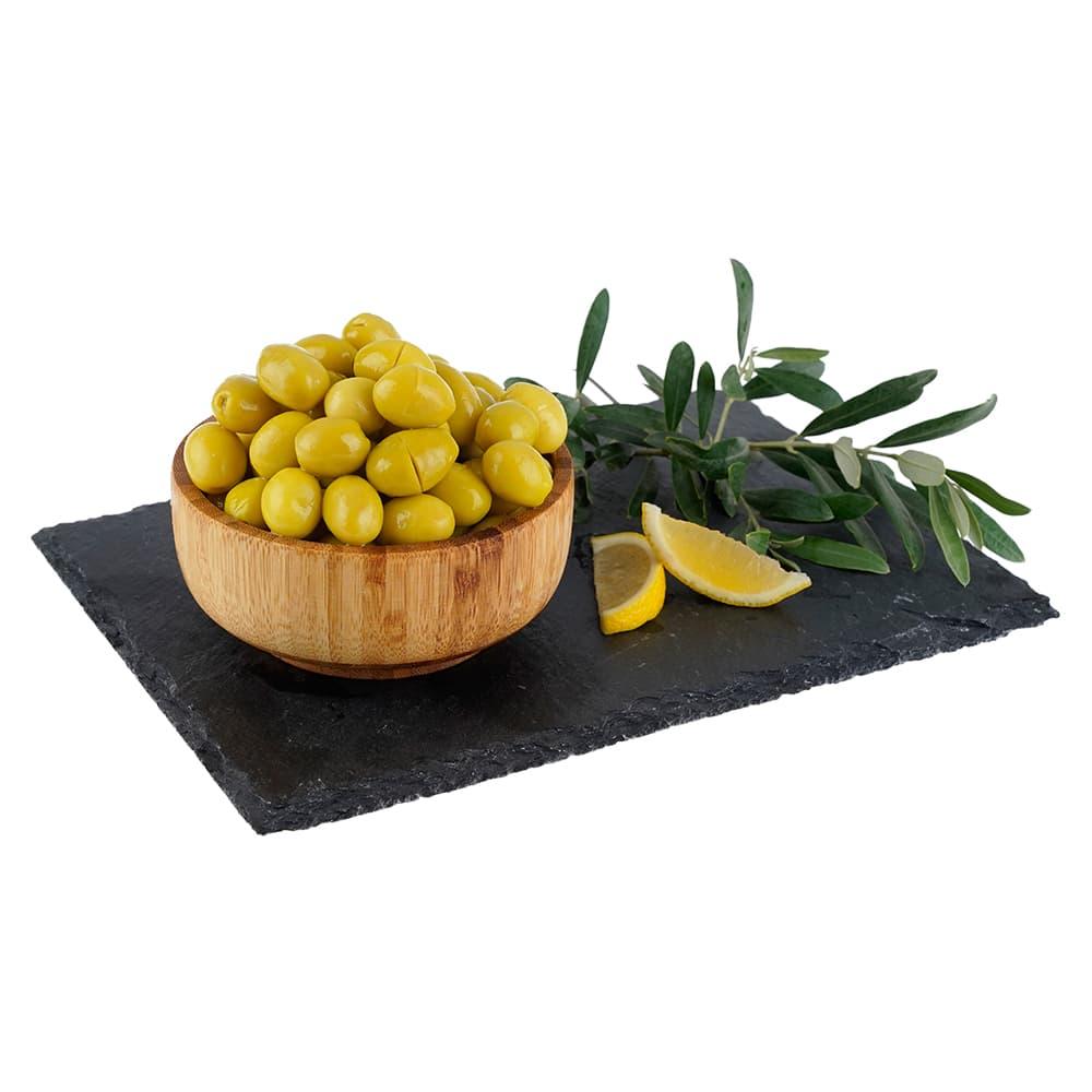 Yöre Domat Kırma Yeşil Zeytin ürünü