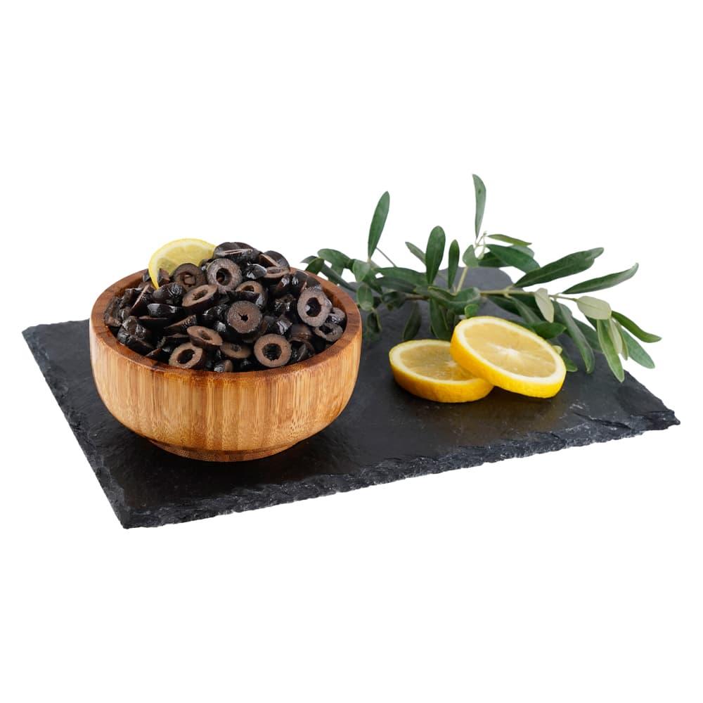 Yöre Dilimli Siyah Zeytin ürünü