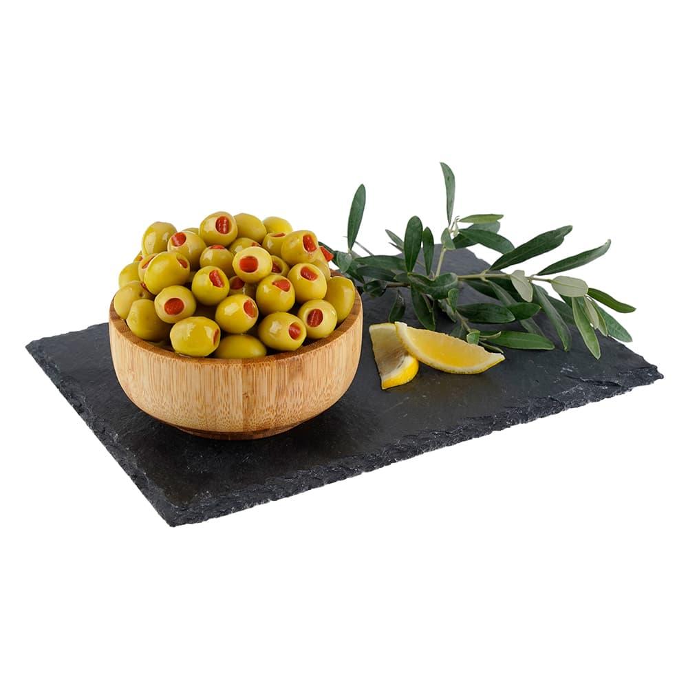 Yöre Biberli Mega Yeşil Zeytin ürünü