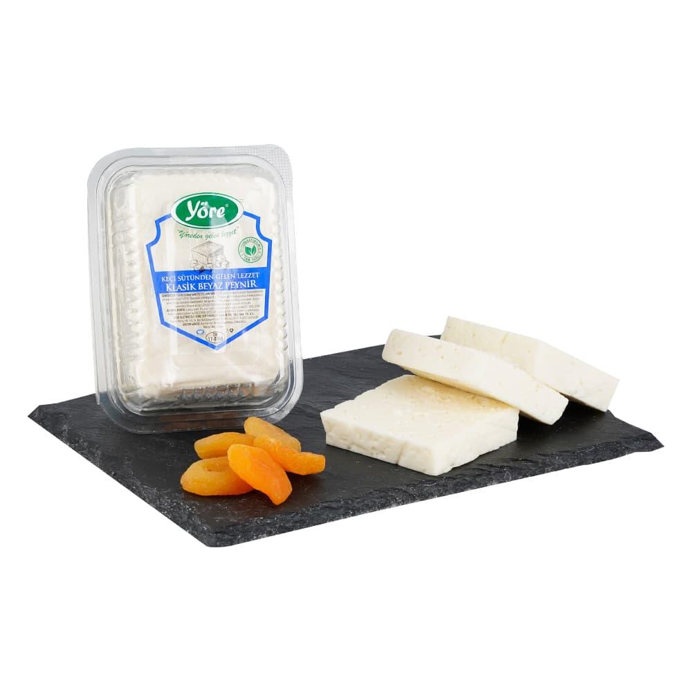 Yöre Çanakkale Lüks Keçi Peyniri ürünü
