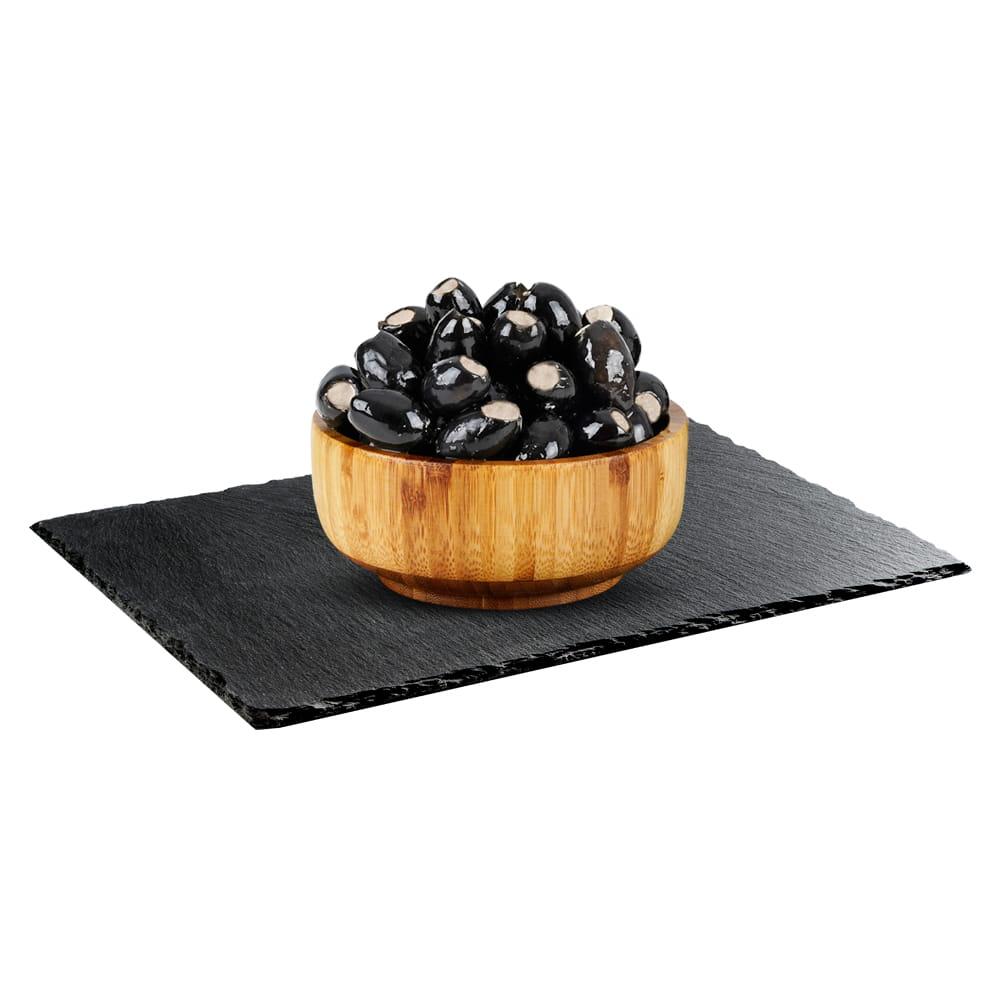 Sosero Peynir Dolgulu Siyah Zeytin ürünü
