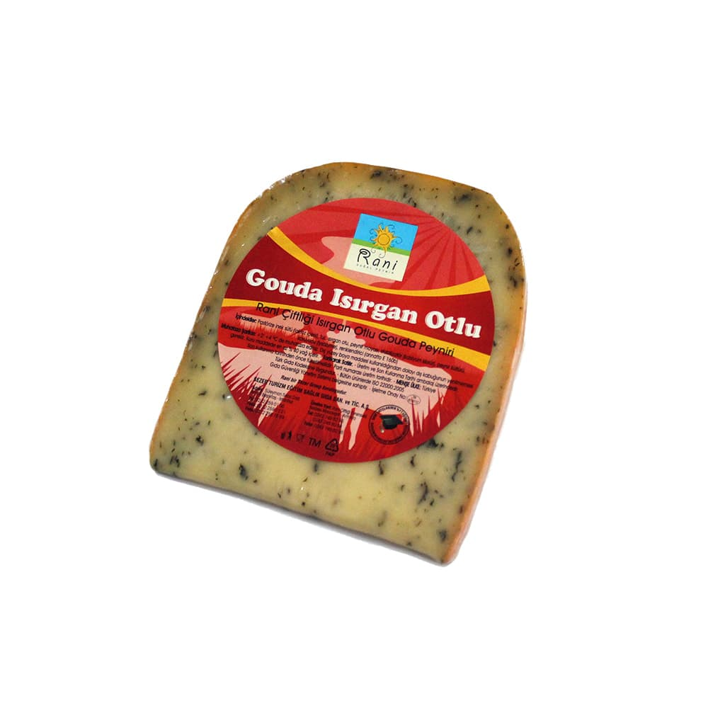 Rani Çiftliği Gouda Isırganotlu Peynir 300 gr ürünü