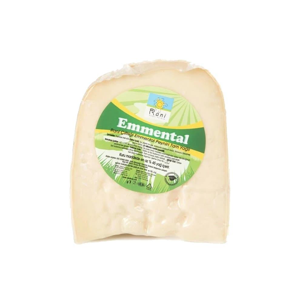 Rani Çiftliği Emmental Peyniri 300 gr ürünü