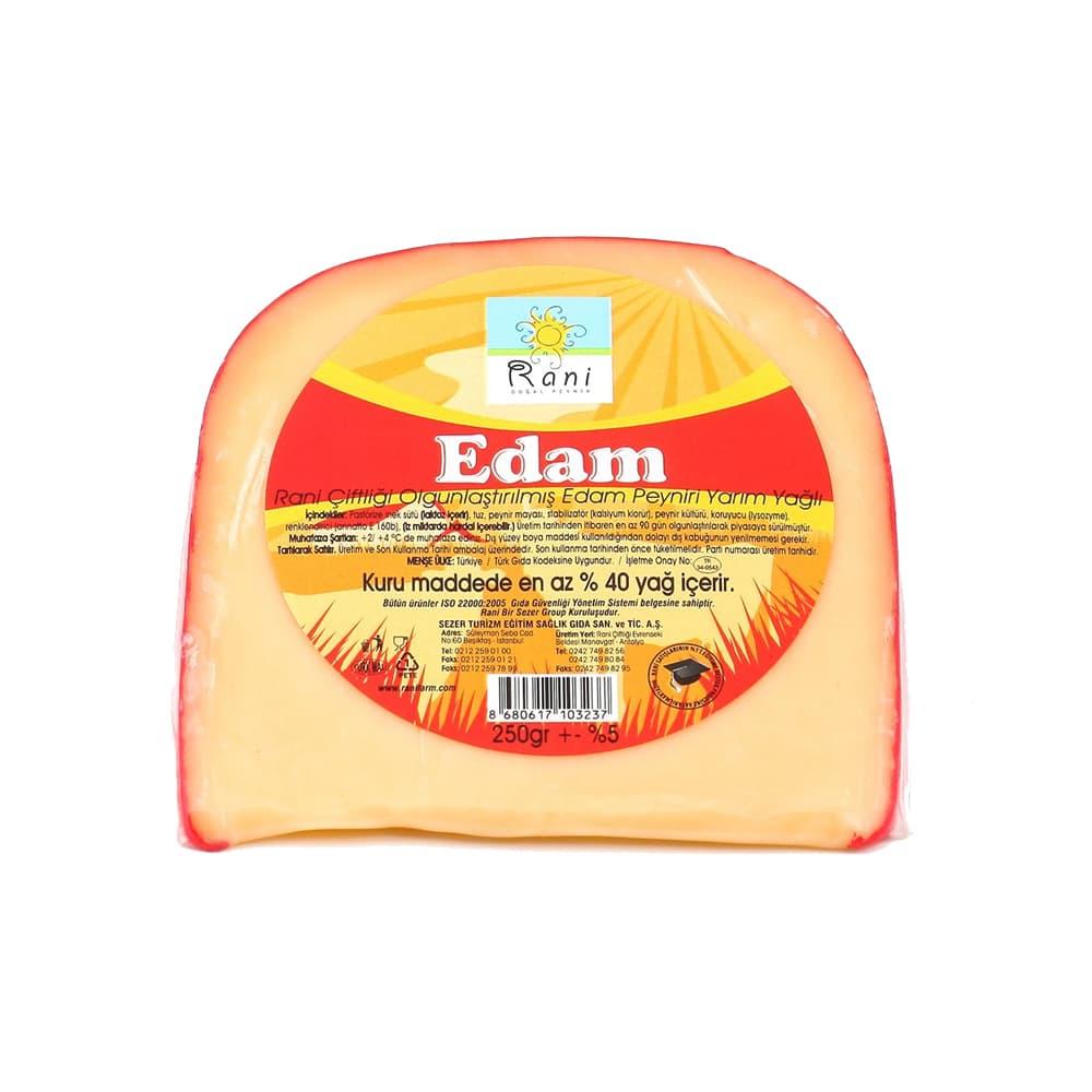 Rani Çiftliği Edam Peyniri 300 gr ürünü
