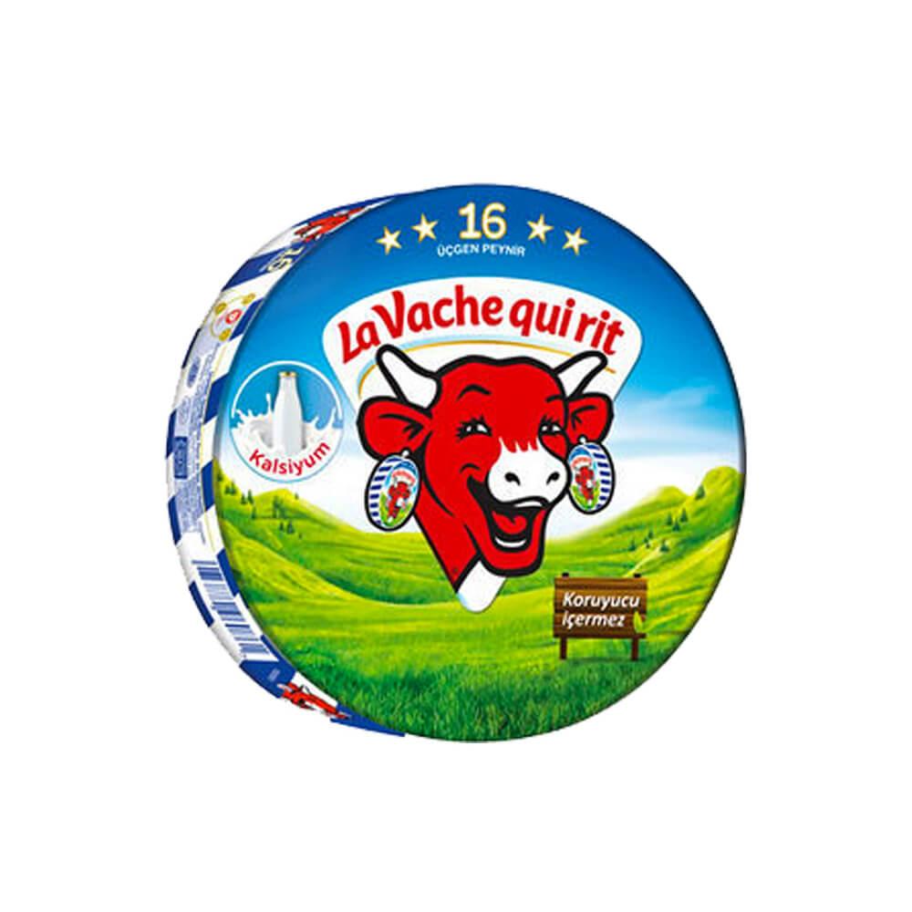 Lavache Quirit Üçgen Krem Peynir 16 Adet 200 gr ürünü