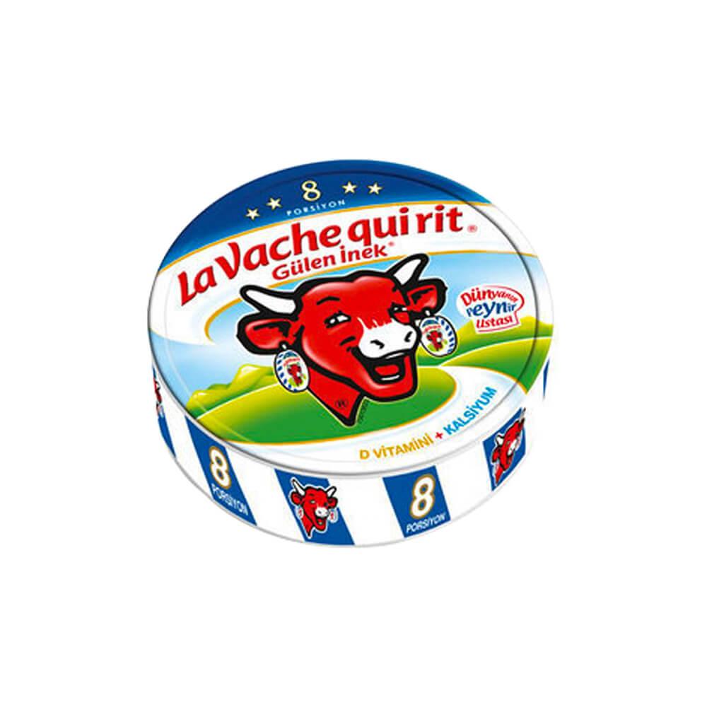 Lavache Quirit Üçgen Peynir 8 Adet 108 gr ürünü