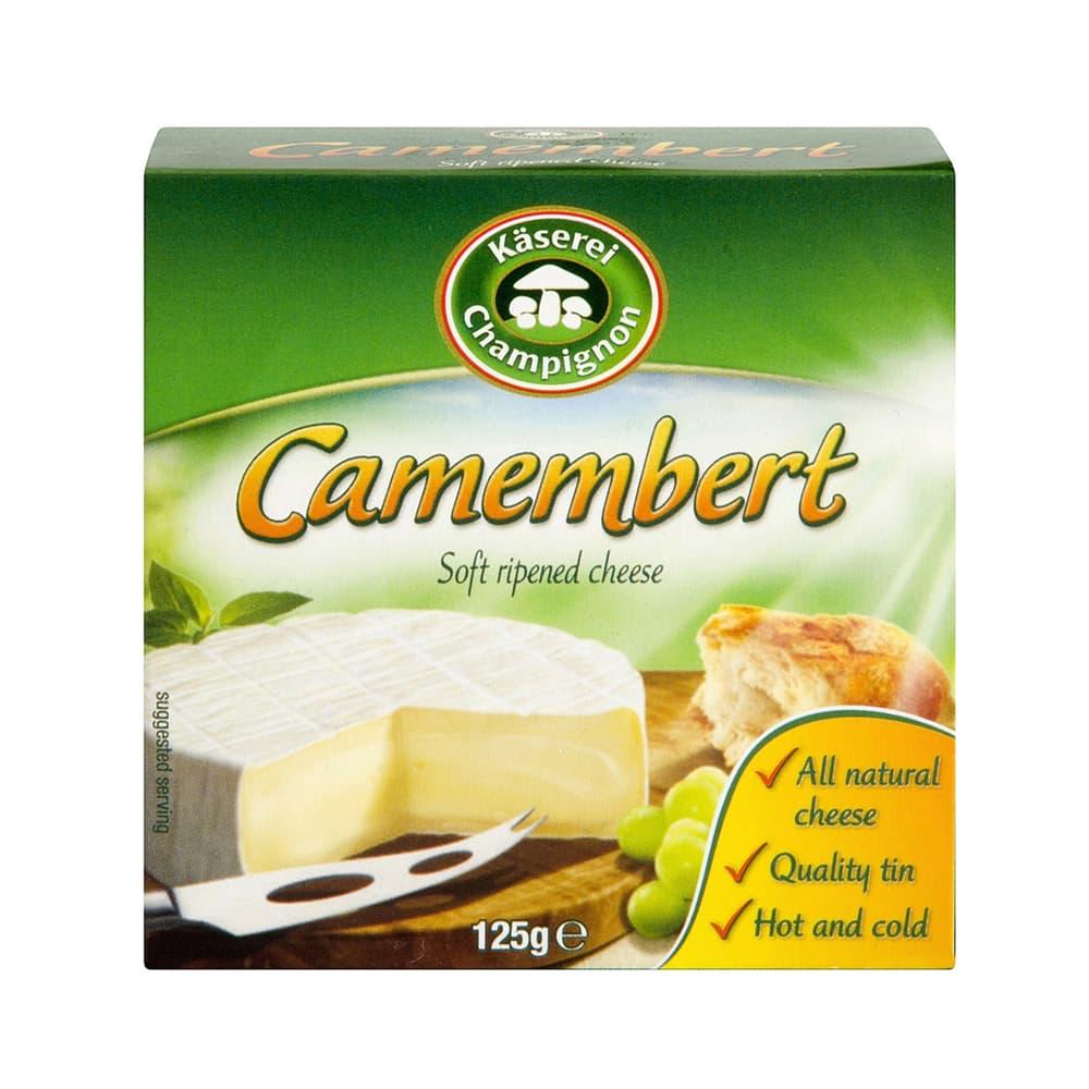 Kaserei Champignon Camembert Peyniri 125 gr ürünü
