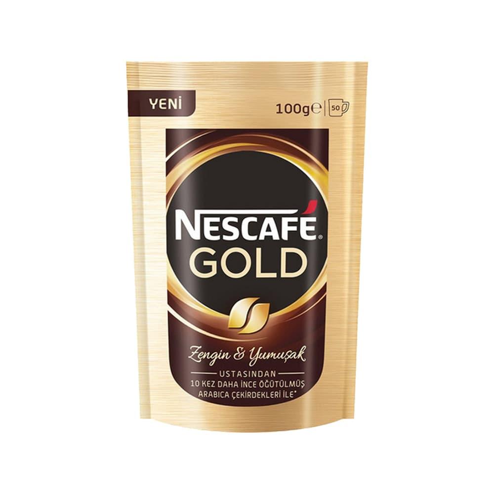 Nescafe Gold 100 gr ürünü