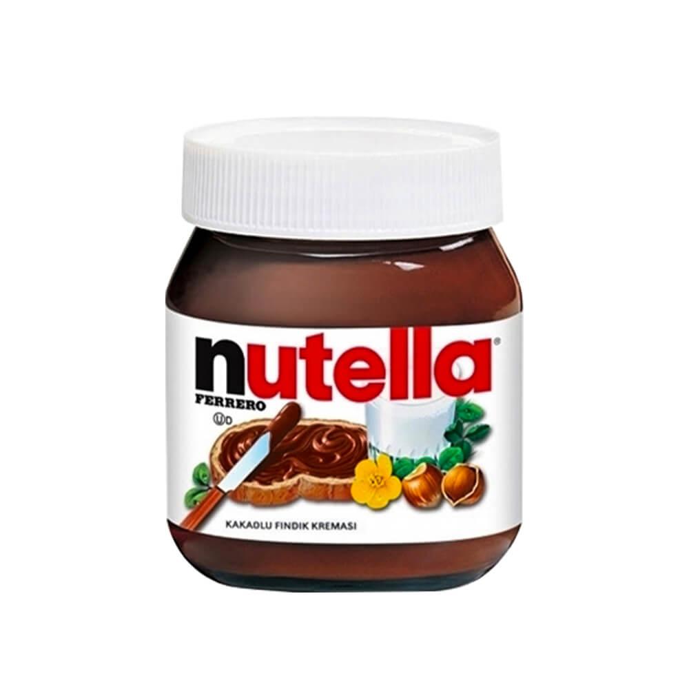 Nutella Kakaolu Fındık Kreması 750 gr ürünü