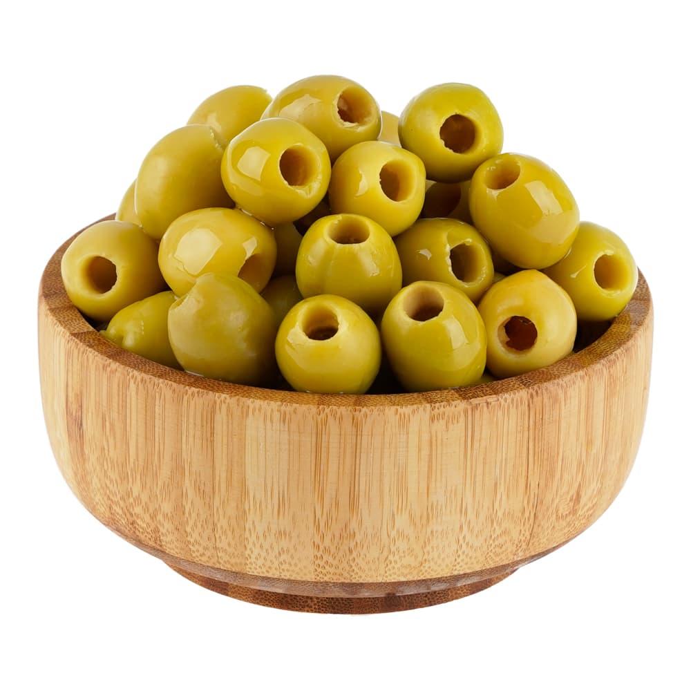 Yöre Çekirdeksiz Yeşil Zeytin 450 gr (161-180 Kalibre) ürünü