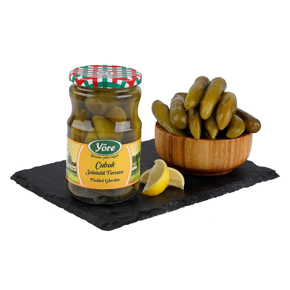 Yöre Çubuk Salatalık Turşusu 450 gr ürünü