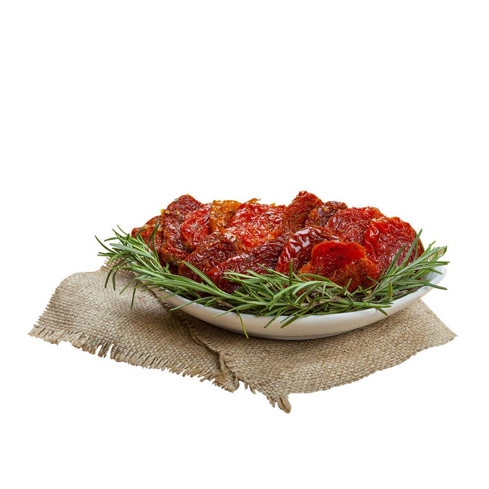Sosero Domates Kurusu 250 gr Vakum Tabak ürünü