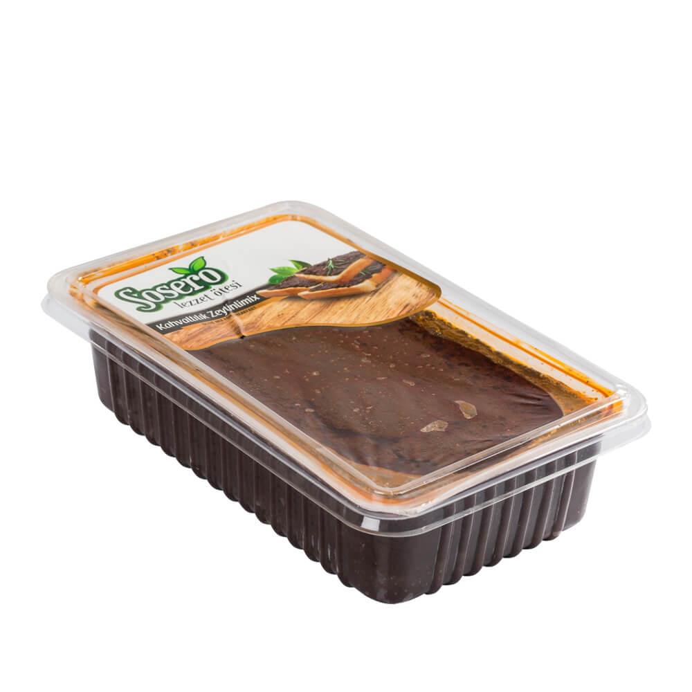 Sosero Kahvaltılık Zeytinlimix 2000 gr Tabak ürünü