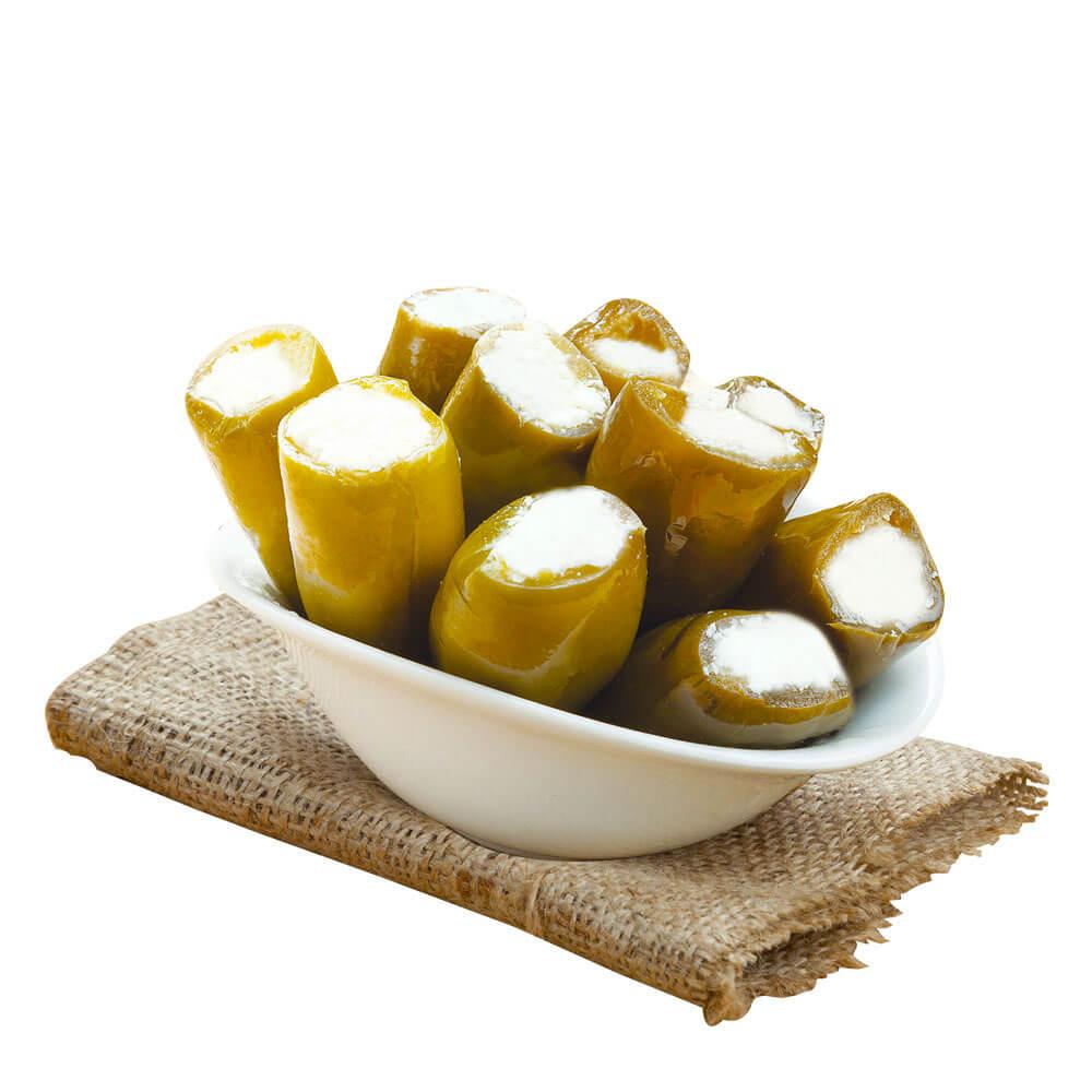 Sosero Peynir Dolgulu Jalapeno Biber 290 gr Cam Kavanoz ürünü