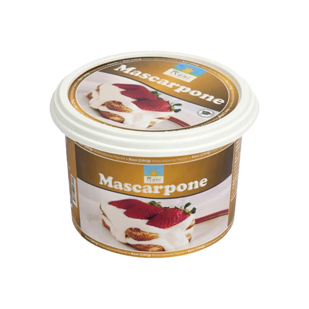 Rani Çiftliği Krem Mascarpone Peyniri 500 gr ürünü