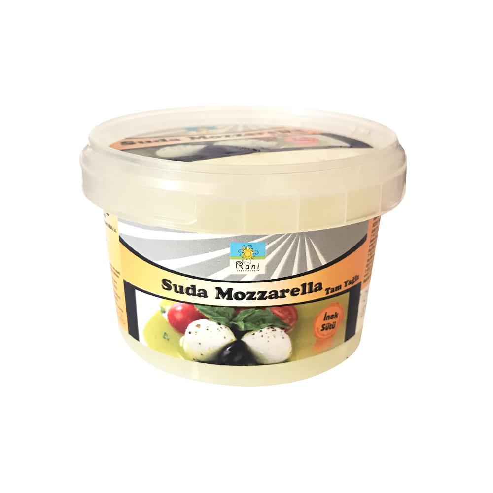 Rani Çiftliği Suda Top Mozzarella Peyniri 125 gr ürünü