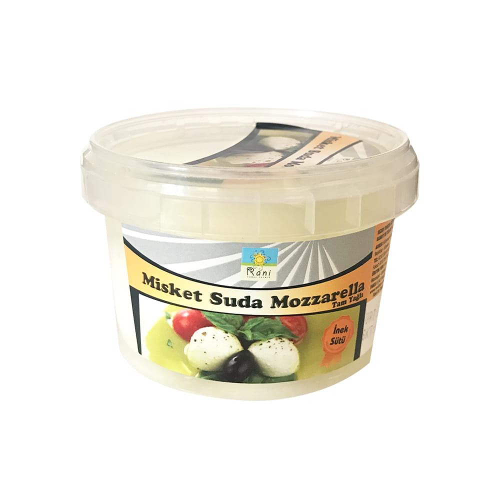Rani Çiftliği Suda Misket Mozzarella Peyniri 125 gr ürünü