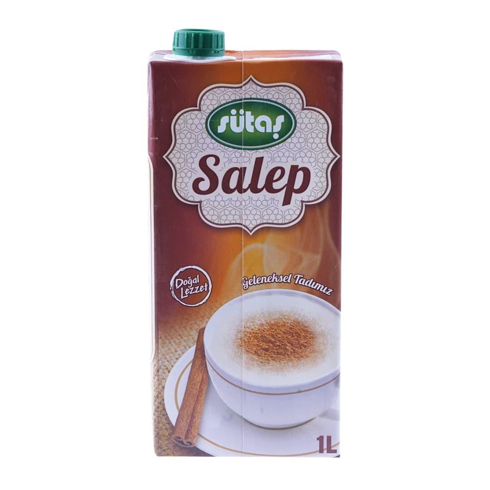 Sütaş Hazır Salep 1 Lt ürünü