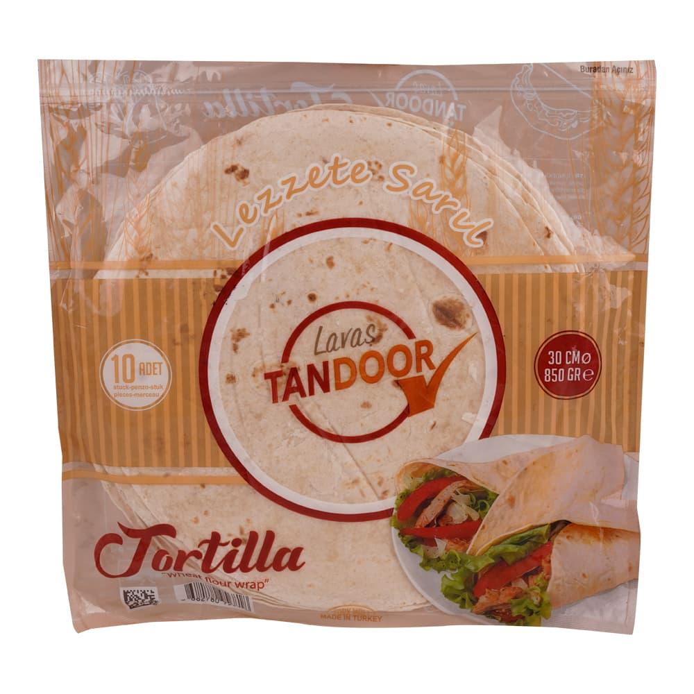 Tandoor Tortilla 850 gr  ürünü