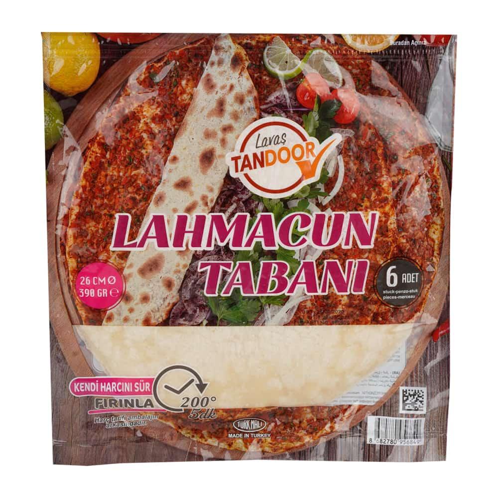 Tandoor Lahmacun Tabanı 390 gr ürünü