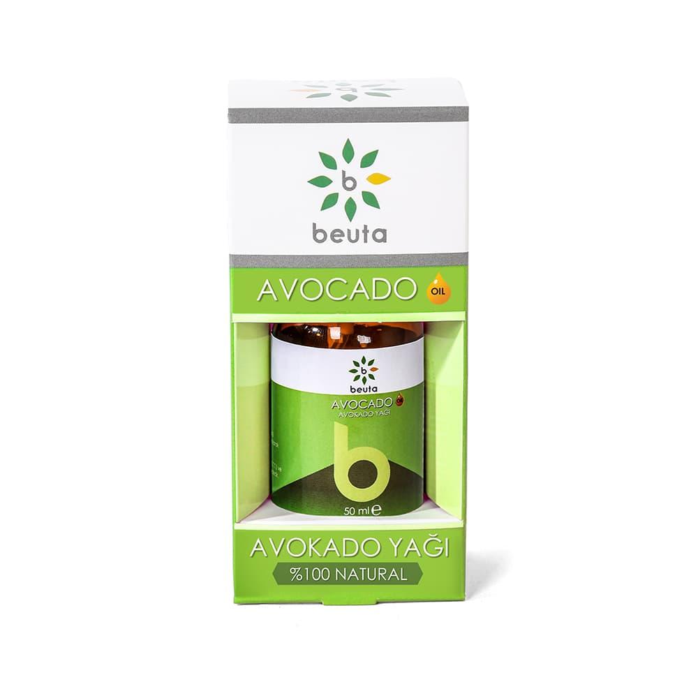 Beuta Avokado Yağı 50 ml ürünü
