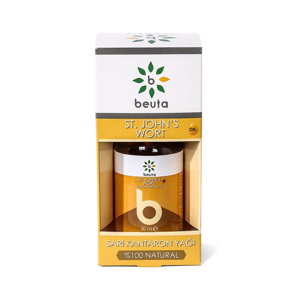 Beuta Sarı Kantaron Yağı 50 ml ürünü