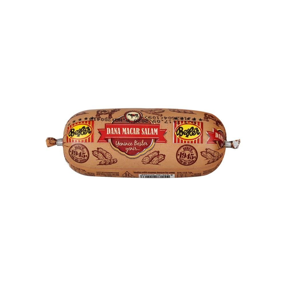 Beşler Macar Dana Salam 240 gr ürünü