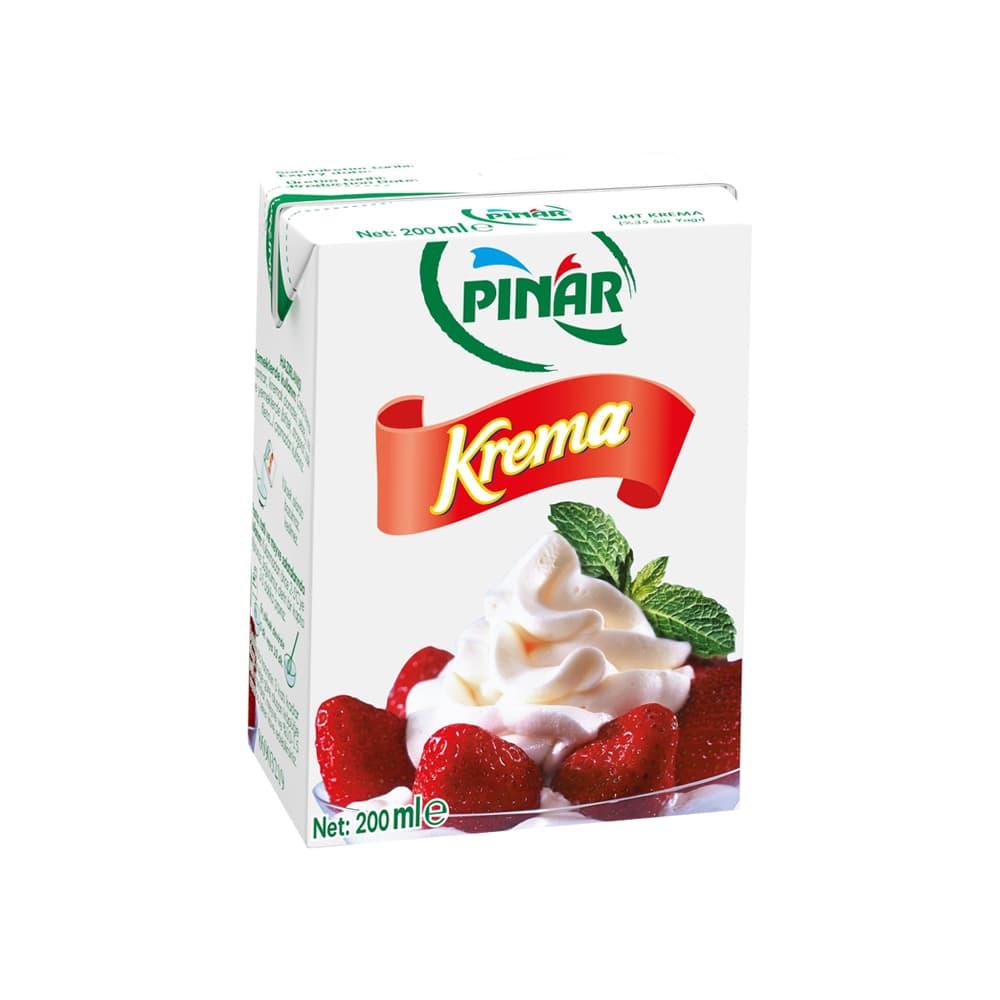 Pınar Krema 200 ml ürünü