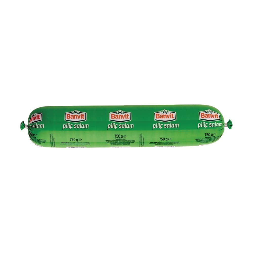 Banvit Baton Piliç Salam 750 gr ürünü