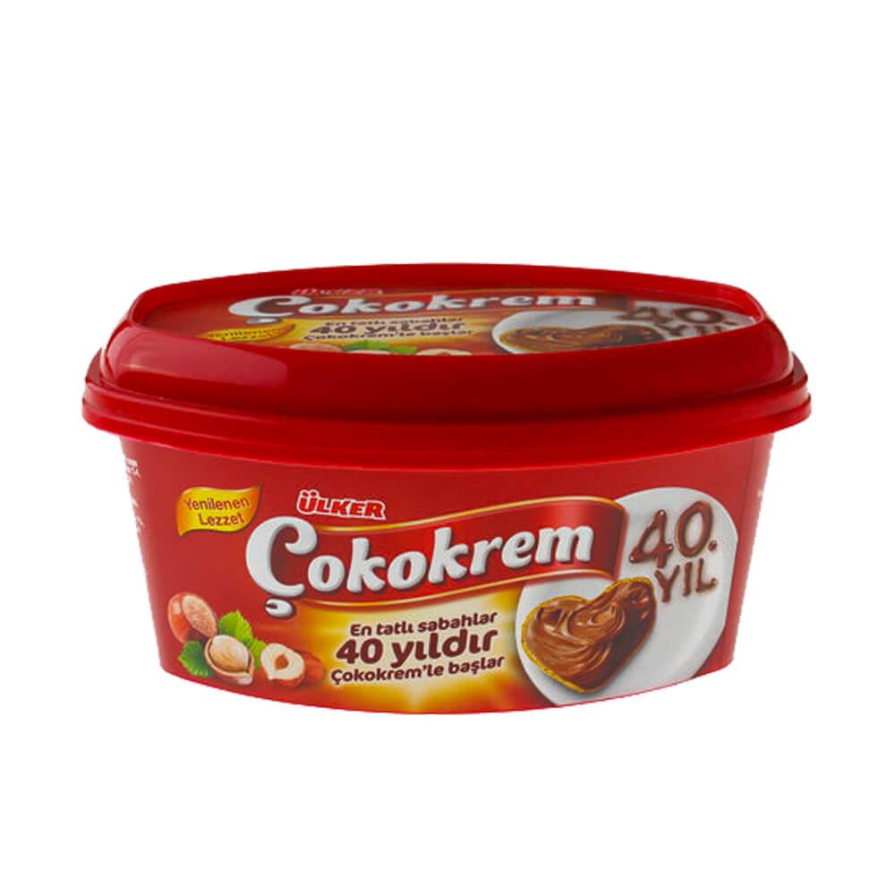 Ülker Çokokrem Kakaolu Fındık Kreması 400 gr ürünü
