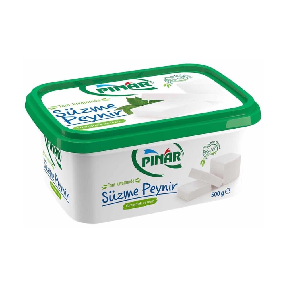Pınar Süzme Peynir 500 gr ürünü