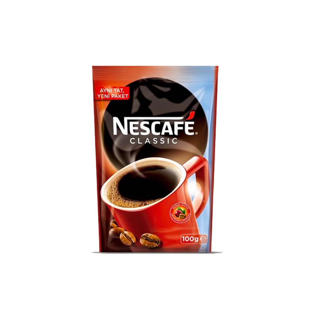 Nescafe Classic 100 gr ürünü