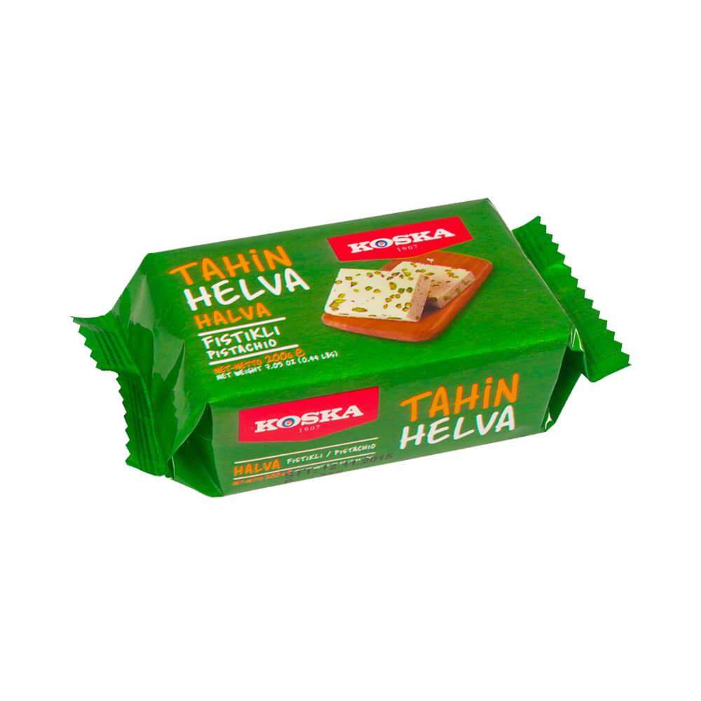 Koska Fıstıklı Helva 200 gr ürünü