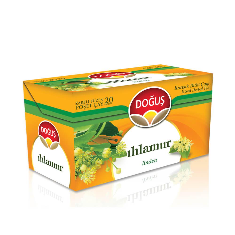 Doğuş Ihlamur Meyve Çayı 20 Adet ürünü
