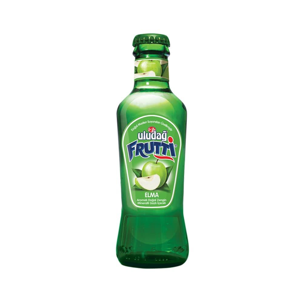 Uludağ Frutti Elmalı Maden Suyu 200 ml ürünü