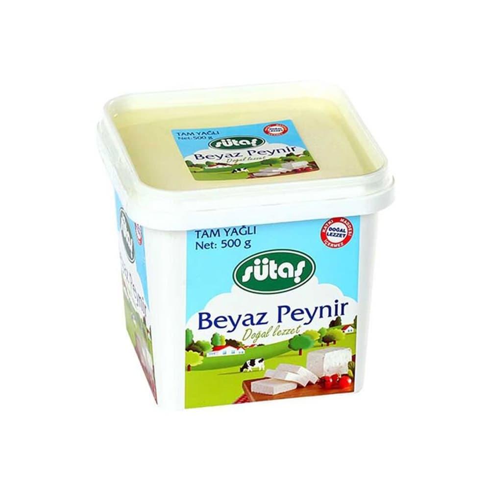 Sütaş Tam Yağlı Peynir 500 gr ürünü