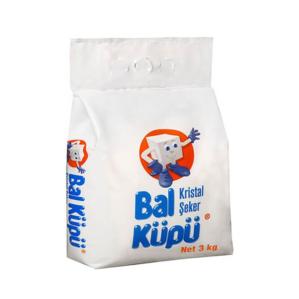 Balküpü Toz Şeker 3 kg ürünü