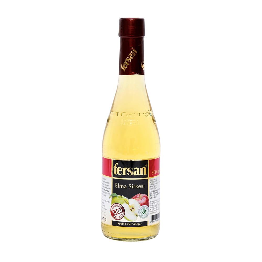 Fersan Elma Sirkesi Cam 500 ml ürünü