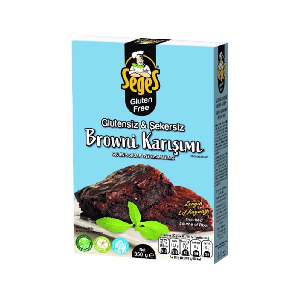 Seges Glutensiz Browni Karışımı 350 gr ürünü