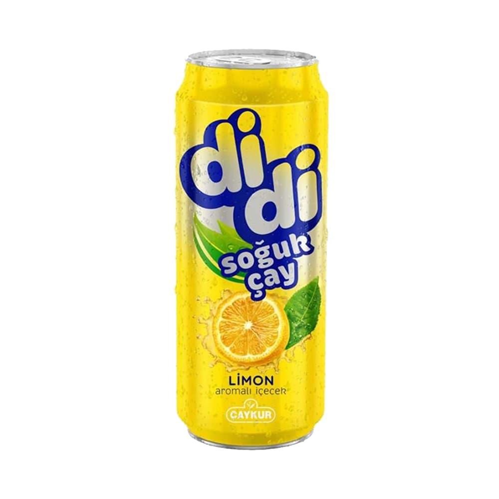 Didi Limon Aromalı Soğuk Çay 500 ml ürünü
