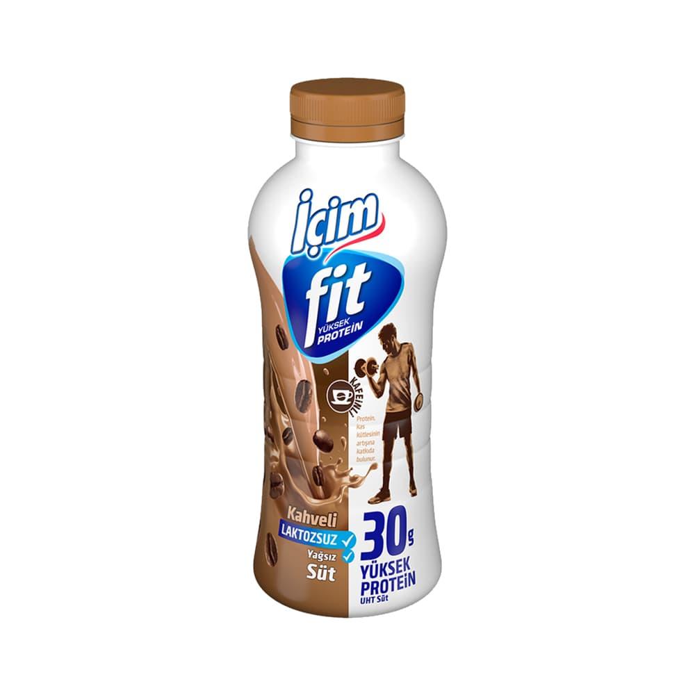 İçim Fit Kahveli Süt 500 ml ürünü