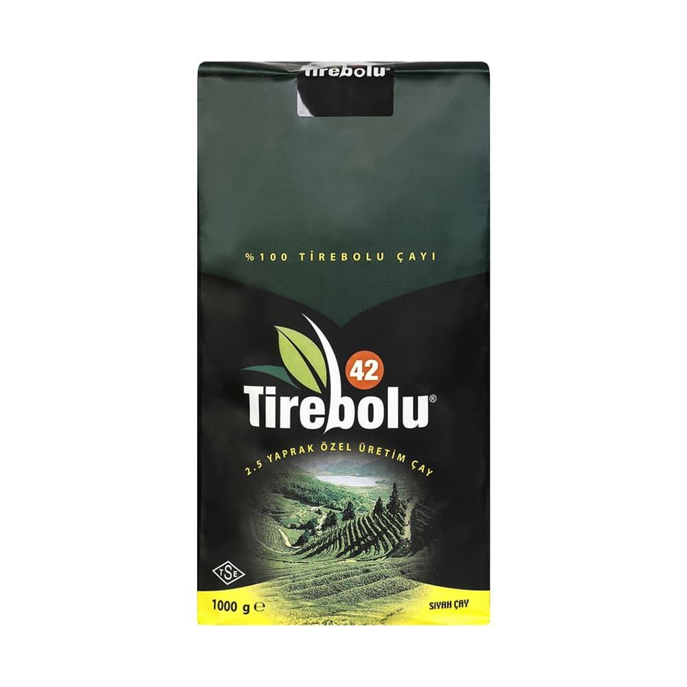 42 Tirebolu Siyah Çay 1000 gr ürünü