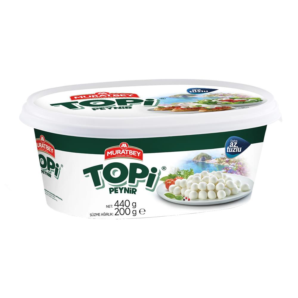 Muratbey Topi Peynir 200 gr ürünü