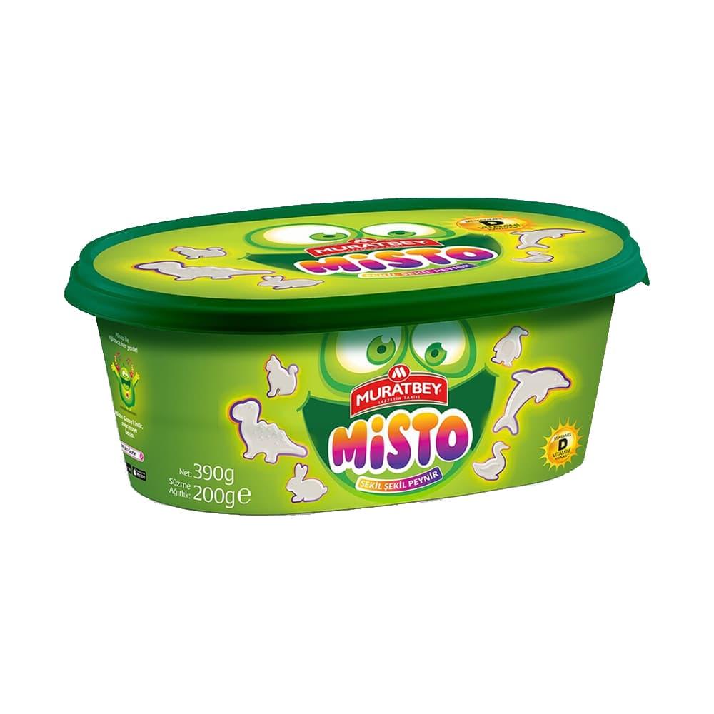 Muratbey Misto Peynir 200 gr ürünü